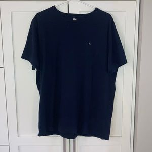 Two Tommy Hilfiger T Shirts Men's Size Large